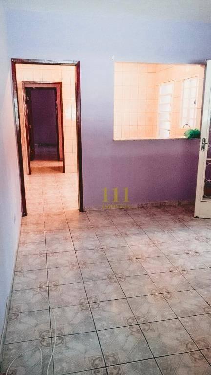 casa com 2 dormitórios à venda, 70 m por r 170.000 - jardim paraíso do sol - são josé dos campos s