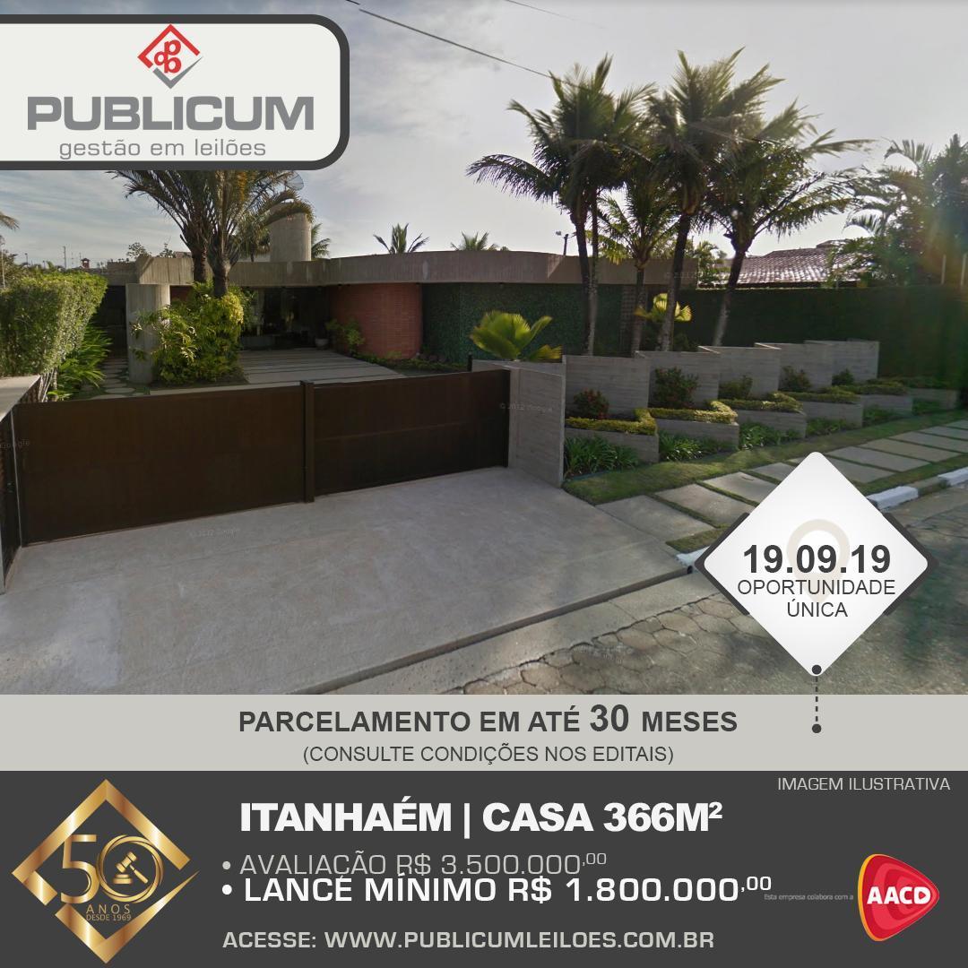 Casa de 5 quartos, Itanhaém