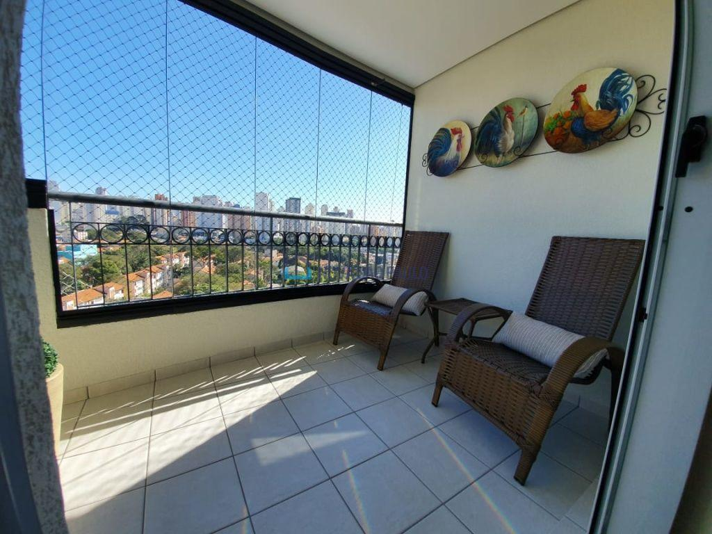 apartamento 3 dormitórios 1 suite - 2 vagas demarcadas depósito privativo - metrô santos imigrantes