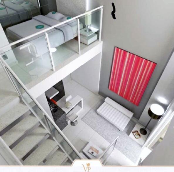 Loft, parte superior