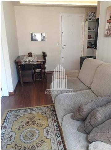 lindo apartamento para venda de 38 m , 1 dormitório, 1 banheiro, 1 vaga de garagem. apartamento com
