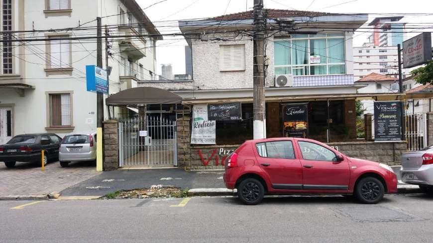 Comercial de 0 quartos, Santos