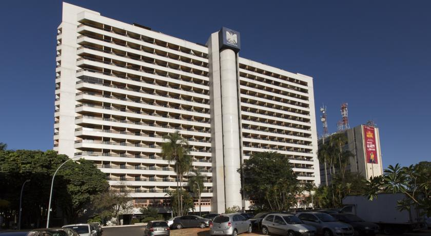 flat 1 quarto hotel bonaparte em frente pátio brasil