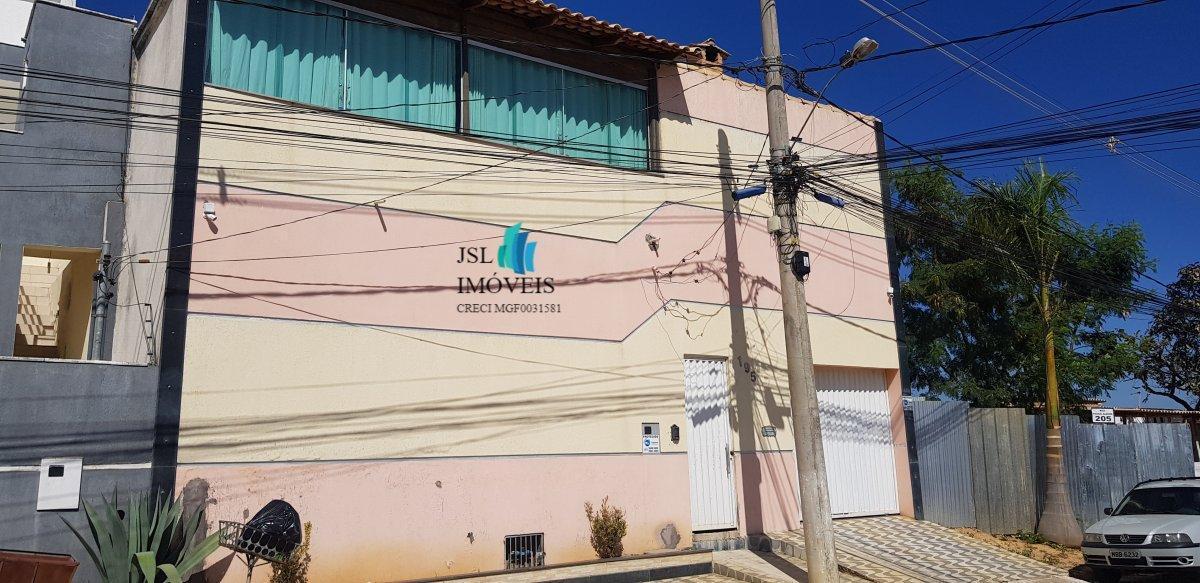 casa alto padrão para venda em centro lagoa santa - mg