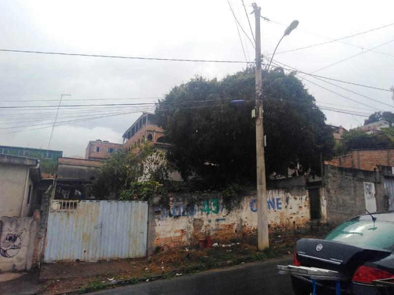 terreno à venda - no amazonas