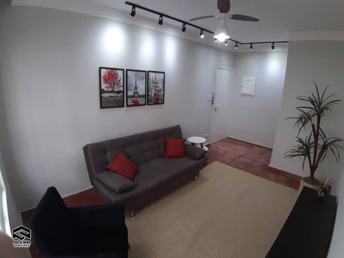 Apartamento de 2 quartos, Guarujá