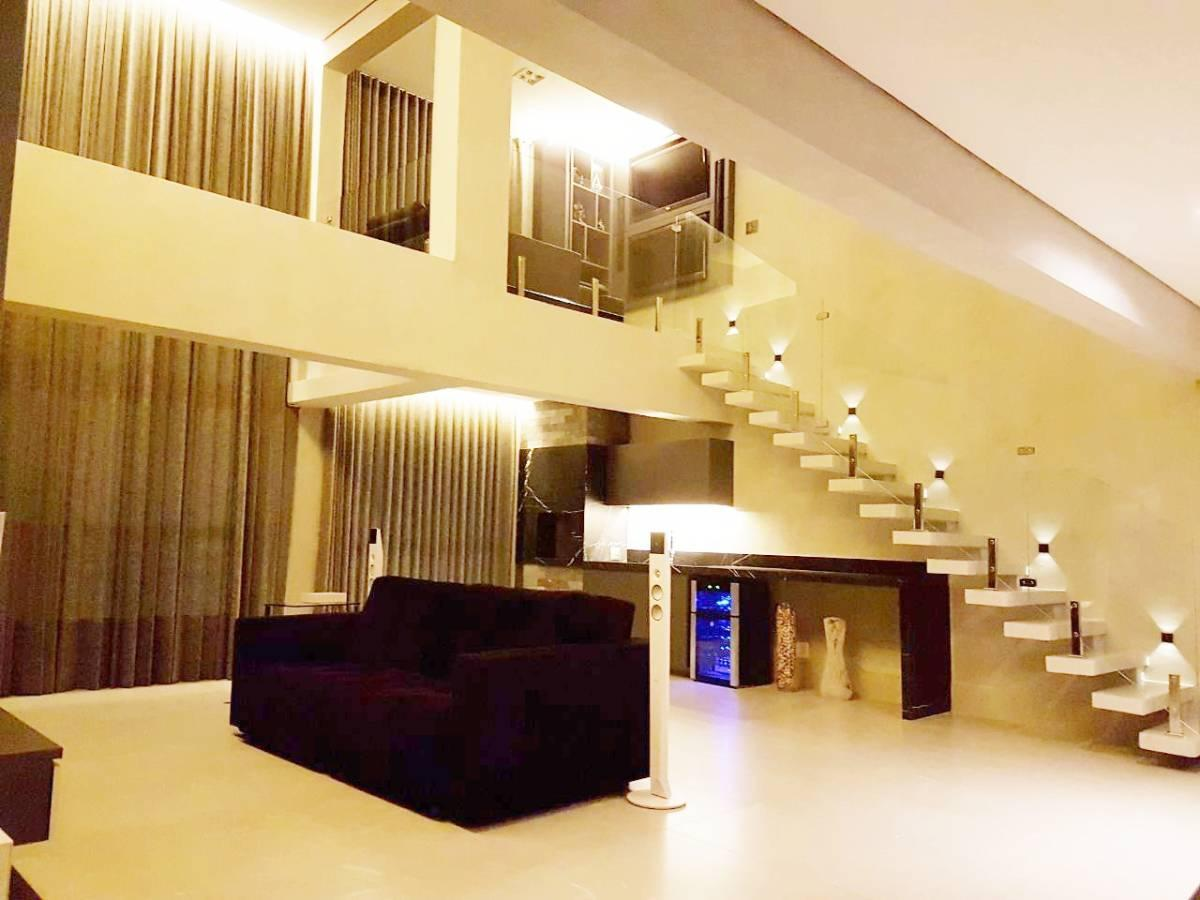 double life - apartamento duplex no ecoville