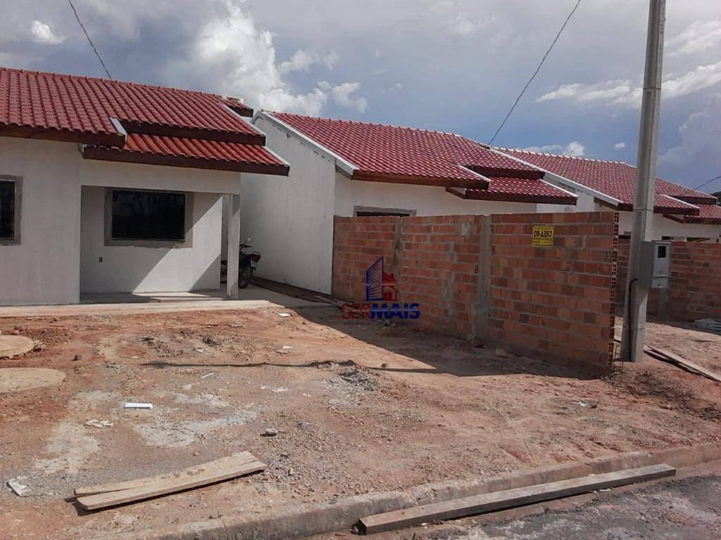 excelente casa a venda localizada no bairro orleans da av brasil na cidade de ji - paraná rondôni