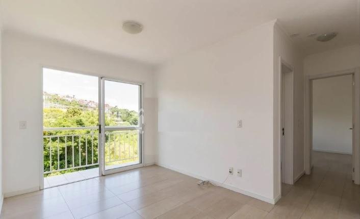 apartamento 2 quartos, 2 banheiros, garagem no bairro cristal