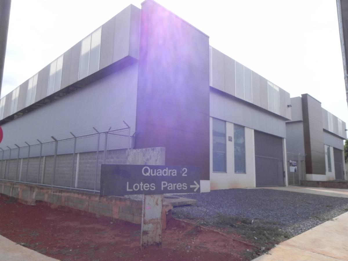 Comercial de 0 quartos, Setor Industrial