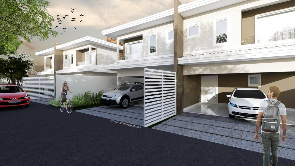 Casa de 3 quartos, Joinville