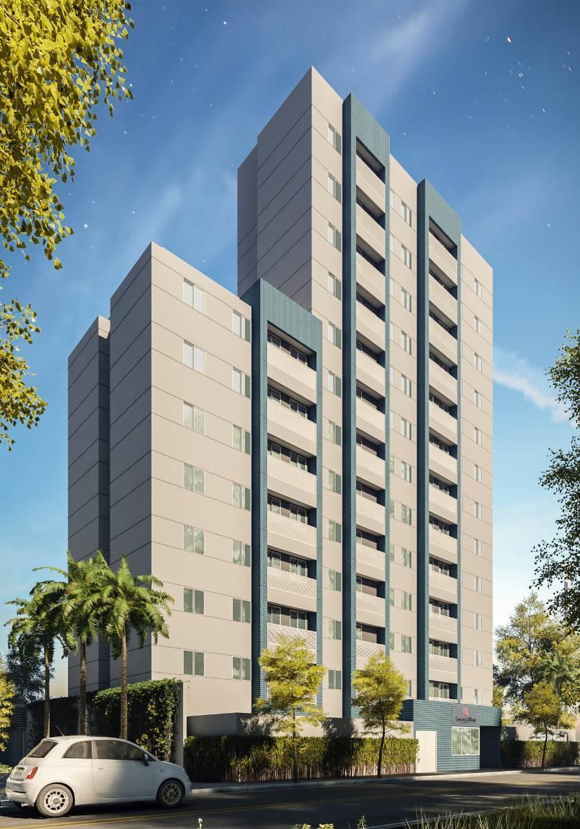 Apartamento de 2 quartos, Guará