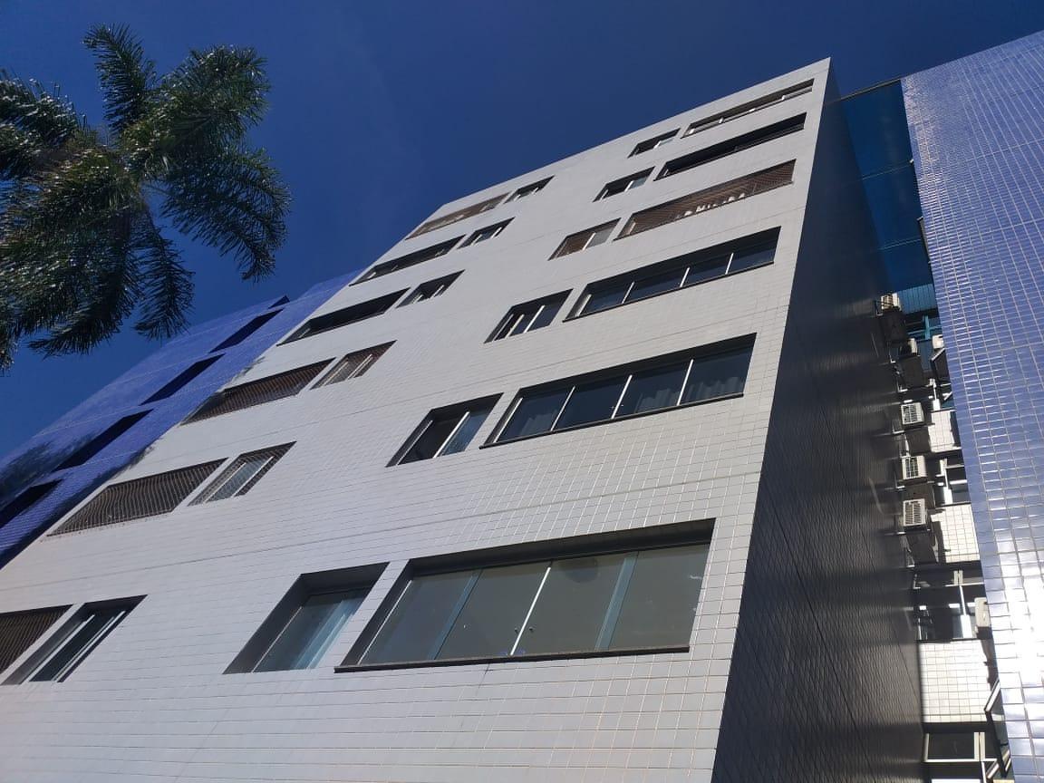 apartamento 2 quartos vaga edifício tocantins guará