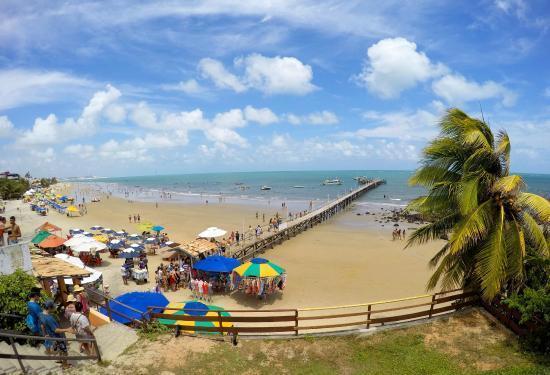 casa de praia em natal rn, praia de pirangi litoral sul, maior cajueiro do mundo