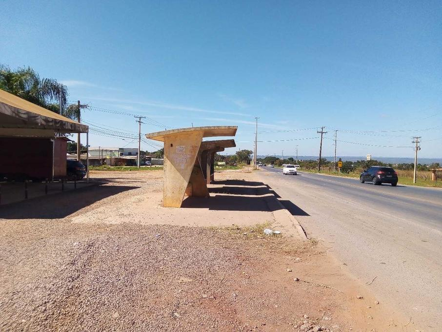 lote em condomínio para venda - área rural de sobradinho, 1000 m