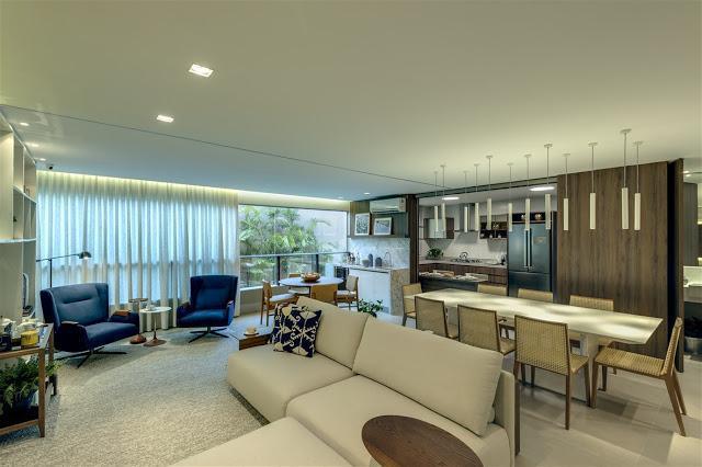 Apartamento · 141m² · 3 Quartos · 3 Vagas
