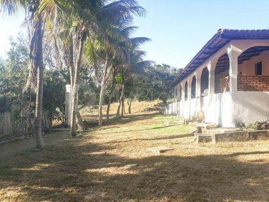 Rural · 195000m² · 3 Quartos