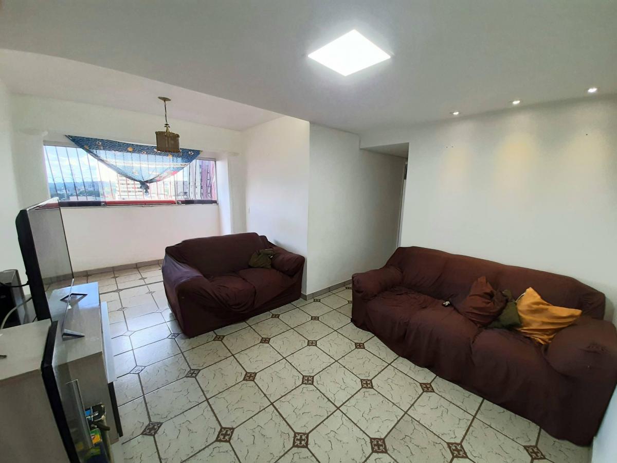 Excelente apartamento de 3 quartos em Taguatinga Centro