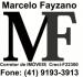 Marcelo Fayzano - Corretor de Imóveis CRECI 22300