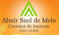 ALMIR SUEL DE MELO CORRETOR DE IMOVEIS